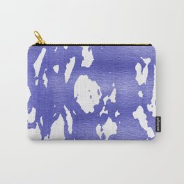 Metallic Purple Abstract I Carry-All Pouch