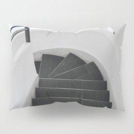 Modern Staircase in Villa Savoye Pillow Sham