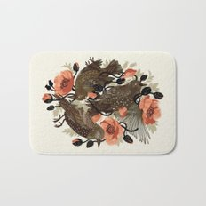 Spangled & Plumed Bath Mat