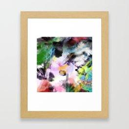 Untitled Recovered Framed Art Print