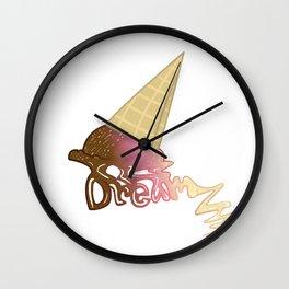 Sweet Dreamz Cosmo Wall Clock