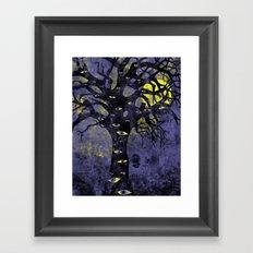 the Vison Tree Framed Art Print