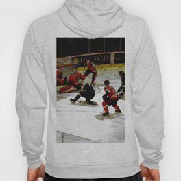 The End Zone - Ice Hockey Game Hoody