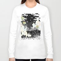 trippy Long Sleeve T-shirts featuring Into the Unknown... by LordofMasks