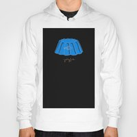 jellyfish Hoodies featuring Jellyfish by Abel Fdez