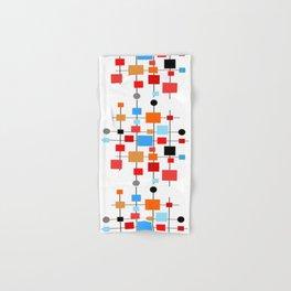 Mid-Century Modern Art 1.3.3 Hand & Bath Towel