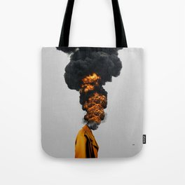 TIME OUT. Tote Bag
