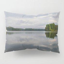 St. Regis pond in NY Pillow Sham