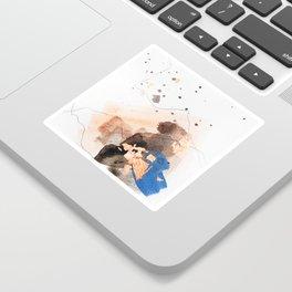 Divide #4 Sticker