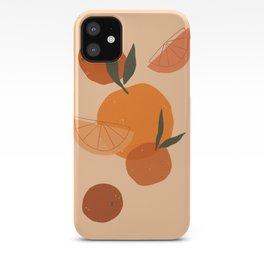 Citrus Love iPhone Case