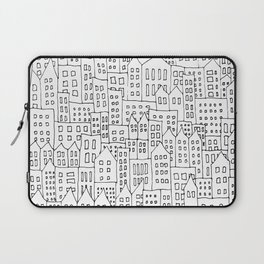 Coit City Pattern 1 Laptop Sleeve