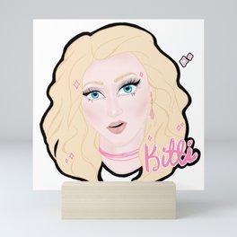 Kitti™ Mini Art Print