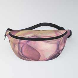 Goddess - Pink and Gold Fanny Pack