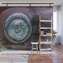 Low Beams Wall Mural