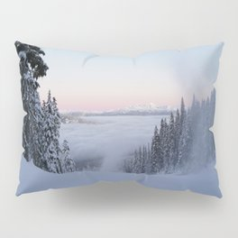 Creating clouds?  Pillow Sham