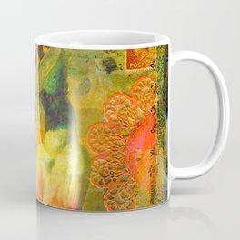 Garden Tiger Moth Coffee Mug