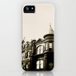 Main Street iPhone Case