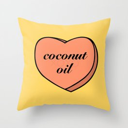 Coco Miracle Throw Pillow