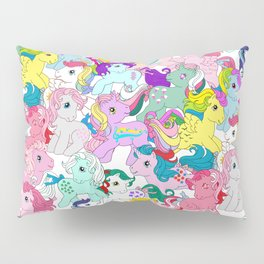 G1 my little pony pattern Pillow Sham