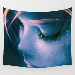 Focus on yourself Wall Tapestry
