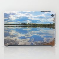 mirror iPad Cases featuring Mirror by NaturallyJess