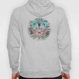 Colourful Bouquet Hoody