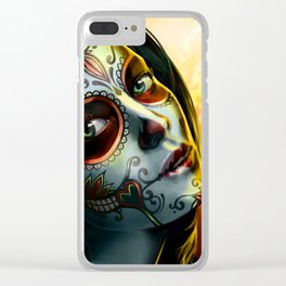 Monagal Clear iPhone Case