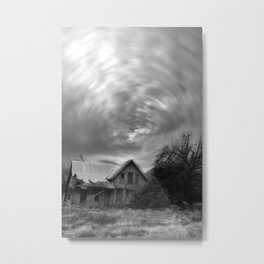 The Dwelling Metal Print