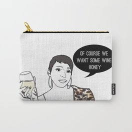 Wine honey Carry-All Pouch