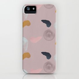 Blueberries 1 iPhone Case