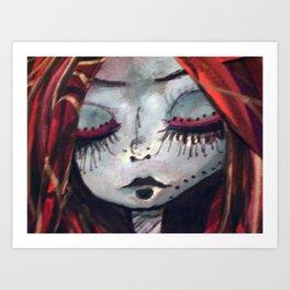Blaire Art Print