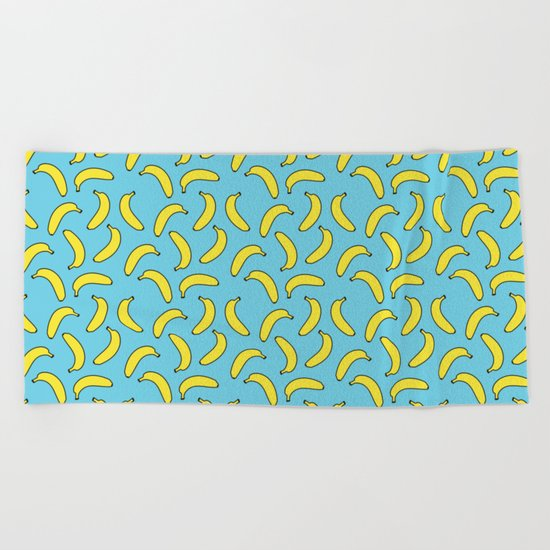 Banana Banana Beach Towel