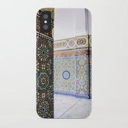 Paris.XII iPhone Case