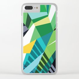 Amazing Runner No. 2 Clear iPhone Case