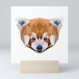 Red Panda Mini Art Print