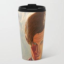 Doctor Who - Matt Smith Travel Mug