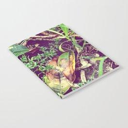 Enchanted Garden Notebook
