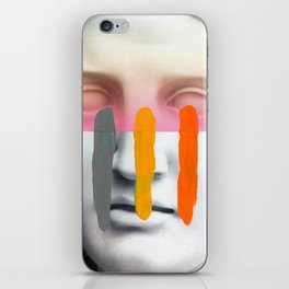 Composition on Panel 2 iPhone Skin