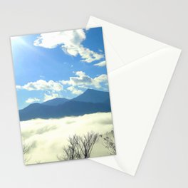 Winter in Slovenia Stationery Cards