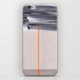 Greyone iPhone Skin