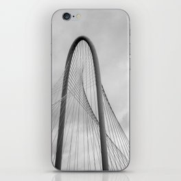 Being pulled in every direction iPhone Skin