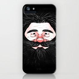 Rubeus Hagrid iPhone Case
