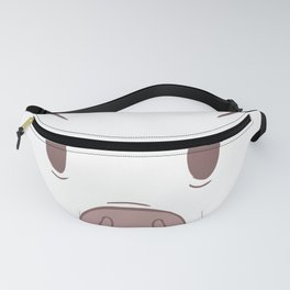 Pig Face Fanny Pack