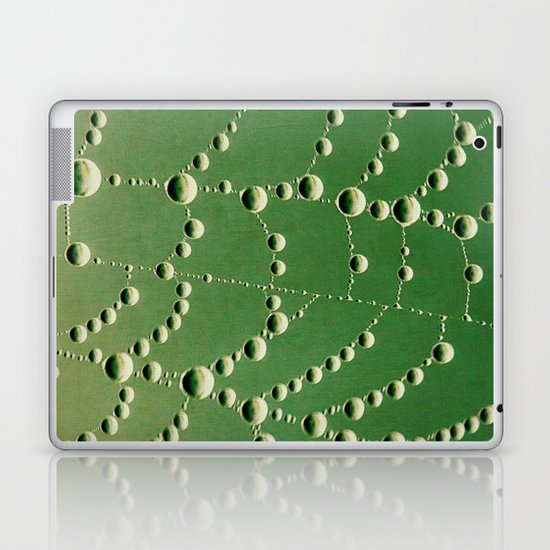 string of beads Laptop & iPad Skin