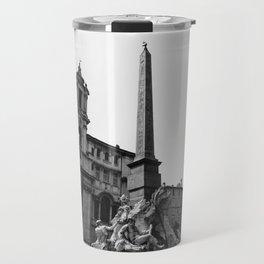 Piazza Navona Travel Mug