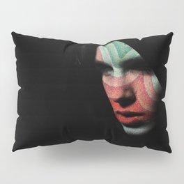 Portrait divisionism Pillow Sham