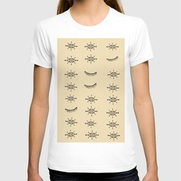 Tribal Eyes T-shirt