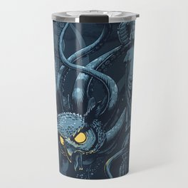 Defender of the Deep  Travel Mug