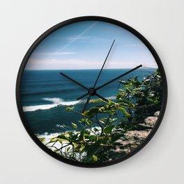 Balinese Daydream Wall Clock