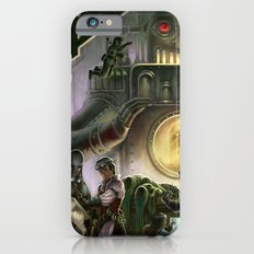 Steam Dungeons and Electric Treasure iPhone 6s Slim Case
